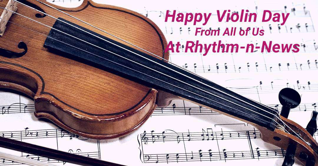 National Violin Day Wishes Images download