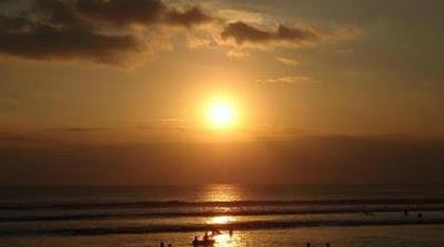 Nikmati Sunset Pantai Dreamland Di bali, Sering Juga Di Sebut New Kuta Beach