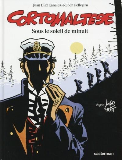 Corto Maltese T13, sous le soleil de Minuit - la chronique clair-obscure...