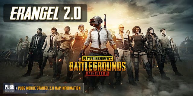 Erangel 2.0 launched on the Chinese version of PUBG Mobile | Pubg new map Erangel 2.0