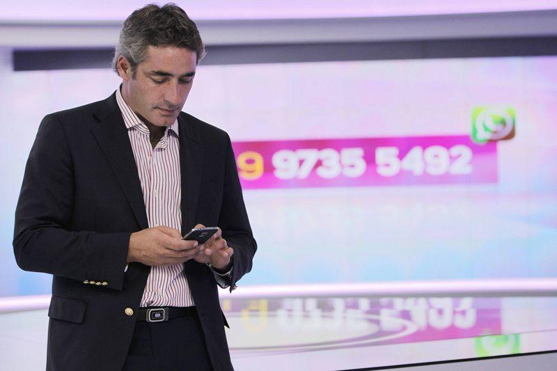 José Luis Repenning y su salida del noticiero central