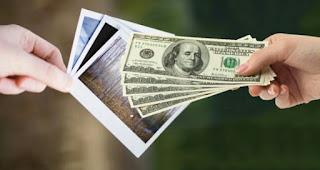 Daftar situs Jual beli foto yang membayar mahal