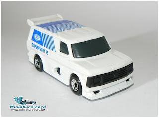 Matchbox, Ford SuperVan 2