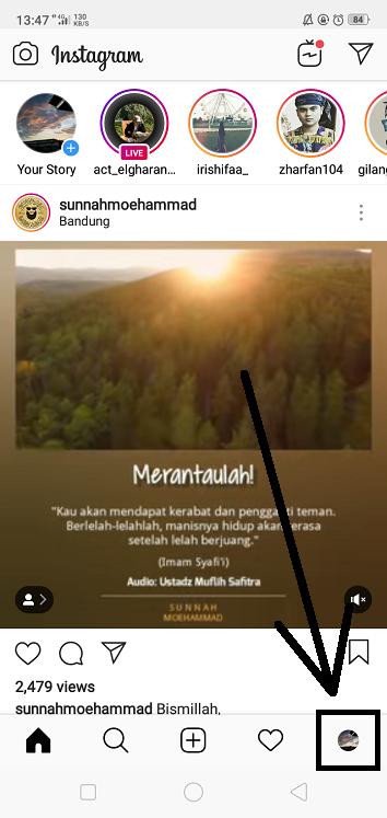 Cara Menghapus History Pencarian Di Instagram dengan Clear History