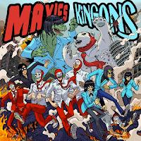 "KINGONS / THE MAXIES  split  10"""