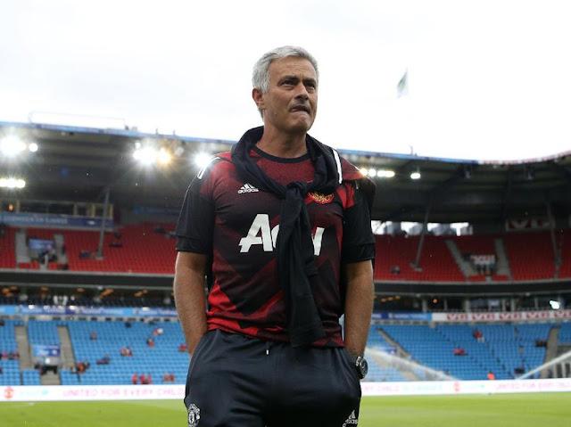 Kemenangan Atas Valerengan Membuat Mourinho Puas