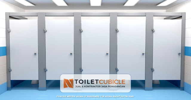 jual toilet cubicle masjid Tegal