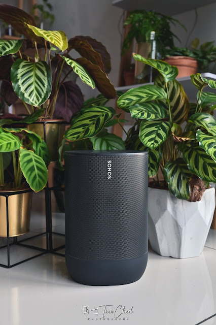 SONOS MOVE REVIEW: Portable & Powerful Speaker with High Flexibility #SonosMove