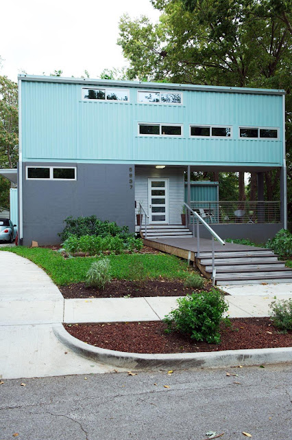 2000 sq ft Shipping Container House, Kansas City, Missouri 13
