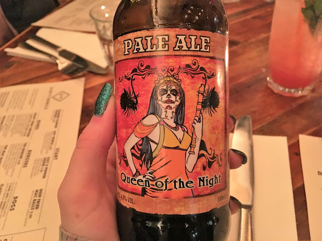 Queen of the Night Pale Ale