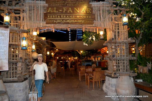Al Fanar Emirati Restaurant