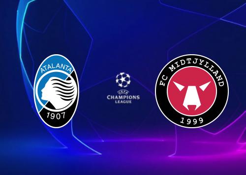Atalanta vs Midtjylland -Highlights 01 December 2020