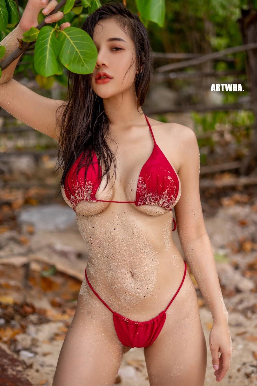 Thailand Beautyful Girl Pic No.269 ||  Thapani Meemungtham