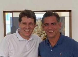 Leur Lomanto Jr declara apoio a Zé Cocá para prefeito de Jequié