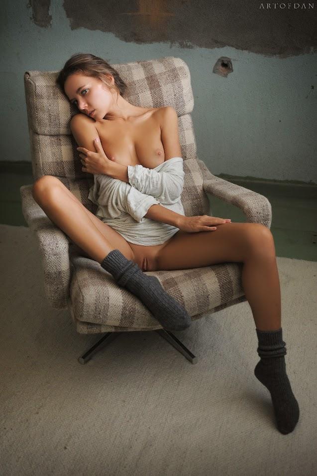 [ArtOfDan] Katya Clover - Sensual Wintertime