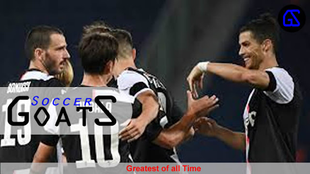 Cristiano Ronaldo set another Serie A record after Juventus win against Bologna.