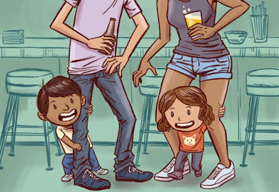 Of Tykes and Taprooms: Do Kids Belong in Breweries?