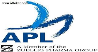 Lowongan Kerja PT Anugerah Pharmindo Lestari (APL)