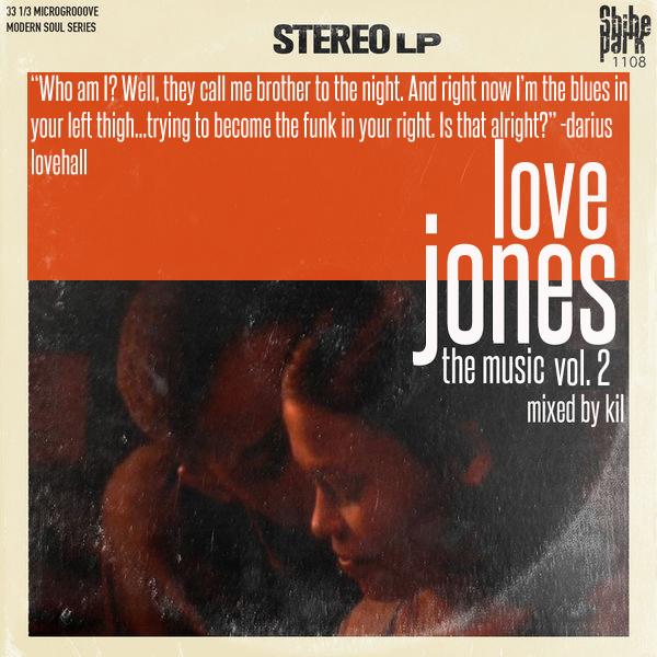 Love Jones Mixtape Vol. 2