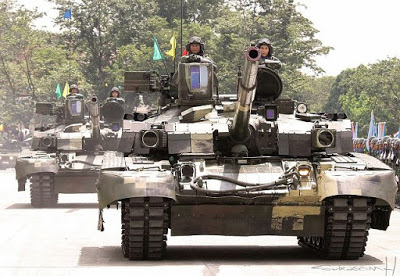 Globaldefencenews  Thailand could purchase Russian-made T-90 or ... 1068eace9b2f