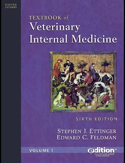 Textbook of Veterinary Internal Medicine Volume 1, 6th Edition