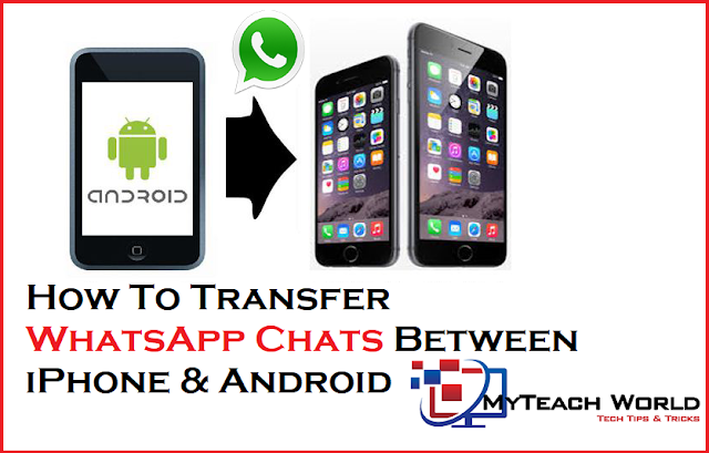 How To Transfer WhatsApp Chats Between iPhone & Android 2020 | You Should Know!
