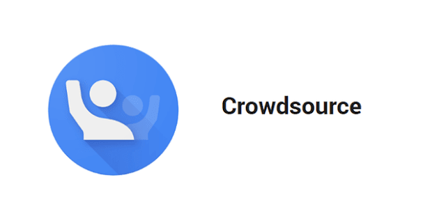 Google Crowdsorce
