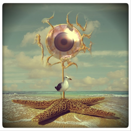 03-Surreal-Beach-Akşam-Gunesi-Surreal-Photo-Manipulation-to-suit-your-Mood