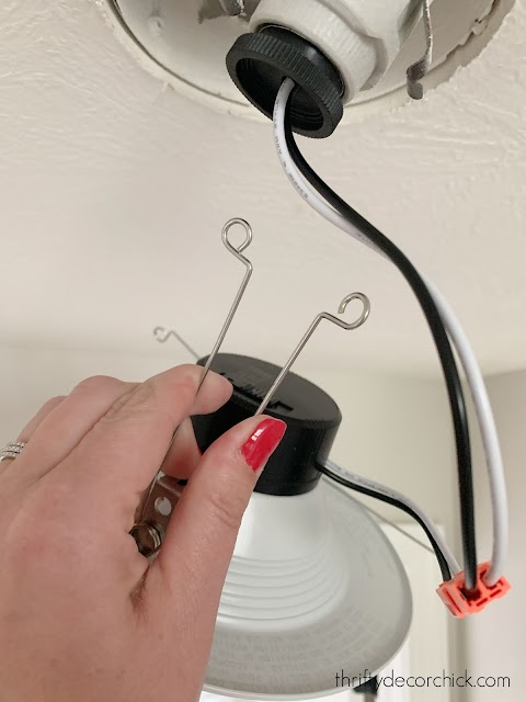 replace can lights to save money