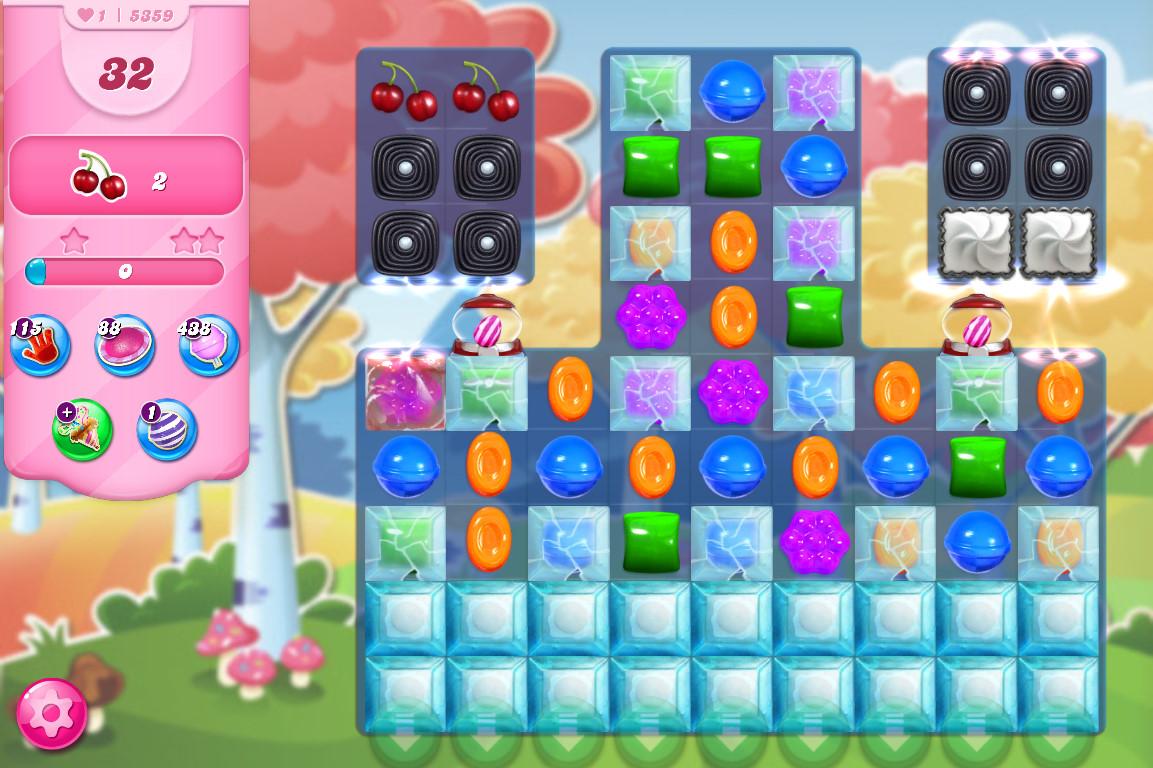 Candy Crush Saga level 5359
