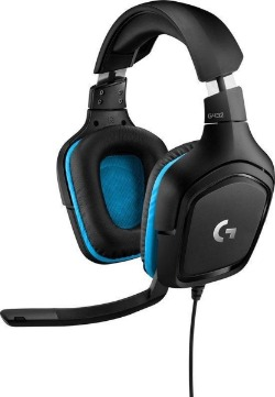 Logitech headset gaming