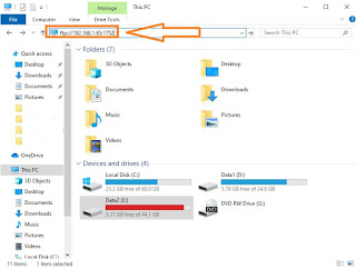 Cara Transfer File Dari Hp Xiaomi Ke Laptop Dengan FTP Xiaomiintro