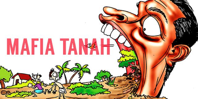 Tolong Pak Jokowi, Banyak Mafia Tanah di Tangerang Tak Tersentuh Hukum