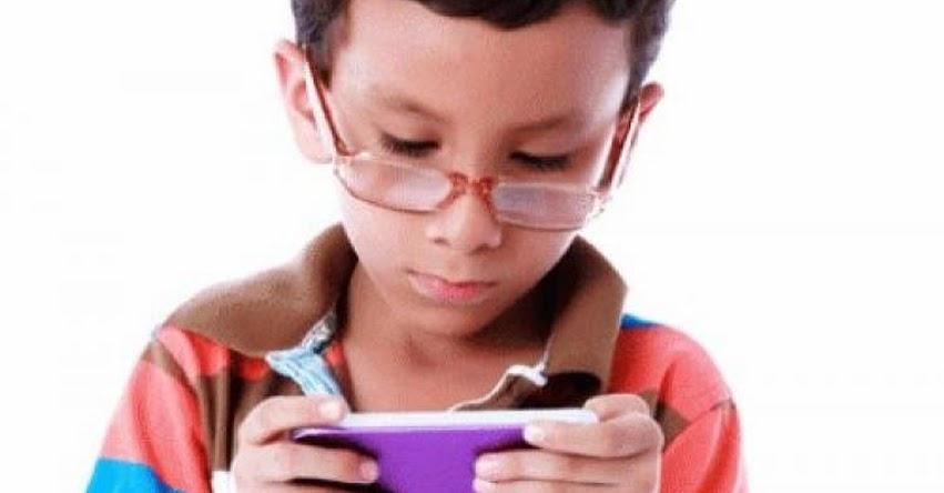 Sepa a qué edad es conveniente dar Celular o Tablet a los hijos
