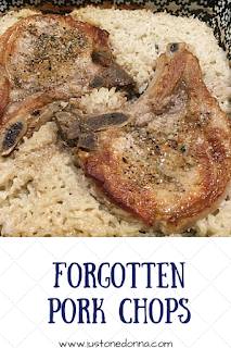 Forgotten Pork Chops