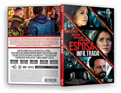 DVD-R Esposa Infiltrada – AUTORADO
