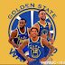 NBA 2K21 Golden State Warriors Mural by Ajo