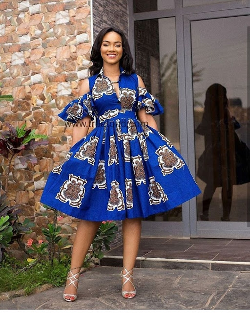 2019 Beautiful Ankara Gown Inspirations