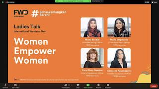 Women Emporer Women! Bentuk Kepedulian FWD Terhadap Perempuan Indonesia