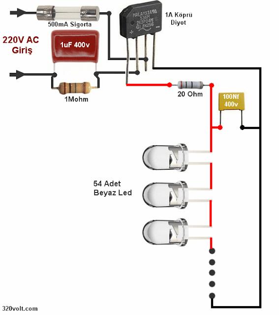 merakit 55 led listrik 220vac tanpa trafo cara tekno. Black Bedroom Furniture Sets. Home Design Ideas