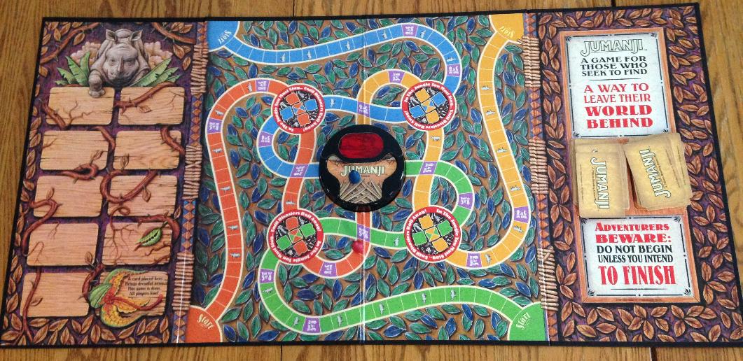 How To Play Jumanji Board Game