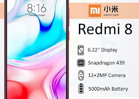 ROM MIUI 11 Xiaomi Redmi 8 (Olive) Global / Indonesia Stable