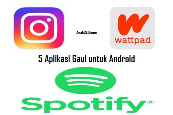 5 Aplikasi Gaul untuk Android