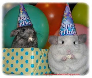 Joyeux anniversaire cousine!