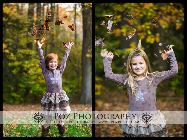 Crofton Family Portrait kids