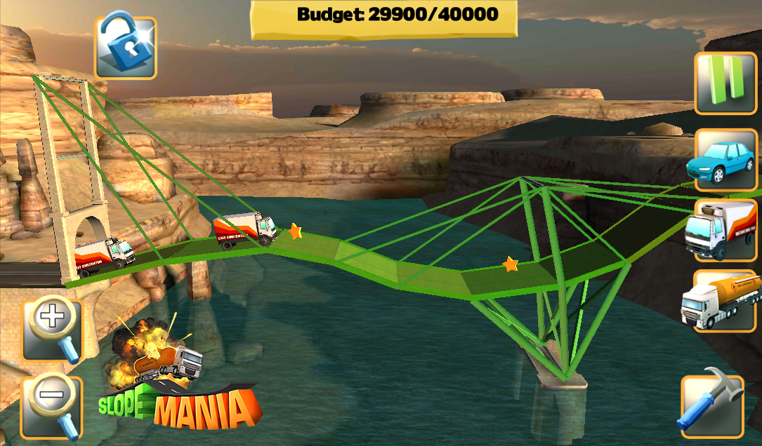 Bridge Builder - Play Bridge Builder on Crazy Games
