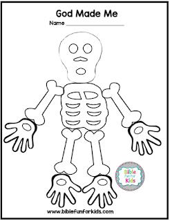 Bible Fun For Kids: 3.8. Ezekiel & The Valley of Bones