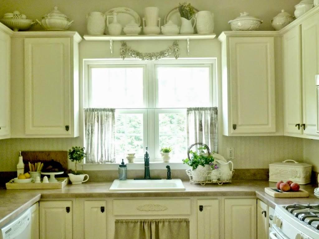 Langsir Yang Panjang Dan Labuh Mungkin Nampak Cantik Di Tempat Lain Tetapi Bukan Dapur Ukuran Sepatutnya Sama