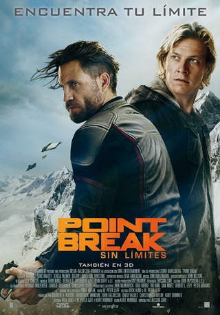 Point Break: Sin Limites (2015) DVDRip Latino