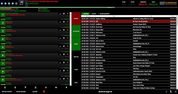 Radio DJ is a FREE radio playout automation solution
